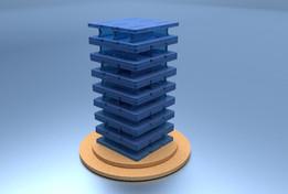 "Quake - ""Tumbling Tower"" Game"