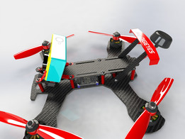 DigiEyes, 220 size mini quad