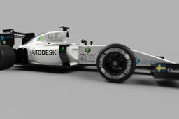 OpenR/C 1:10 Formula 1 car