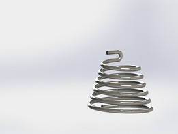 Request: How to Make a Tension Spring