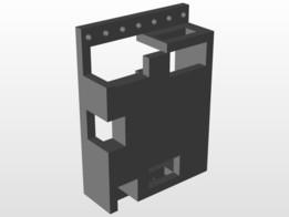 Tec-1089-SV & TEC-1090-HV Tec controller cover