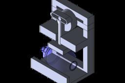 Covent Ventilator pump