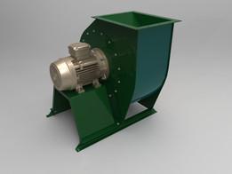BC 630-470 Fan