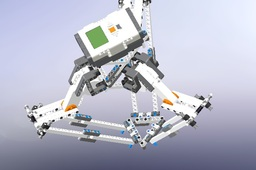 NXT Lego Delta Robot