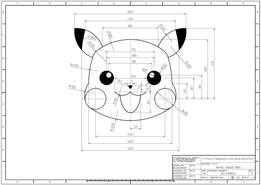 pikachu - Recent models | 3D CAD Model Collection | GrabCAD