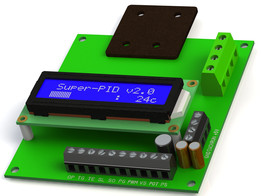 SuperPID v2.0 Closed-loop Router Speed Controller