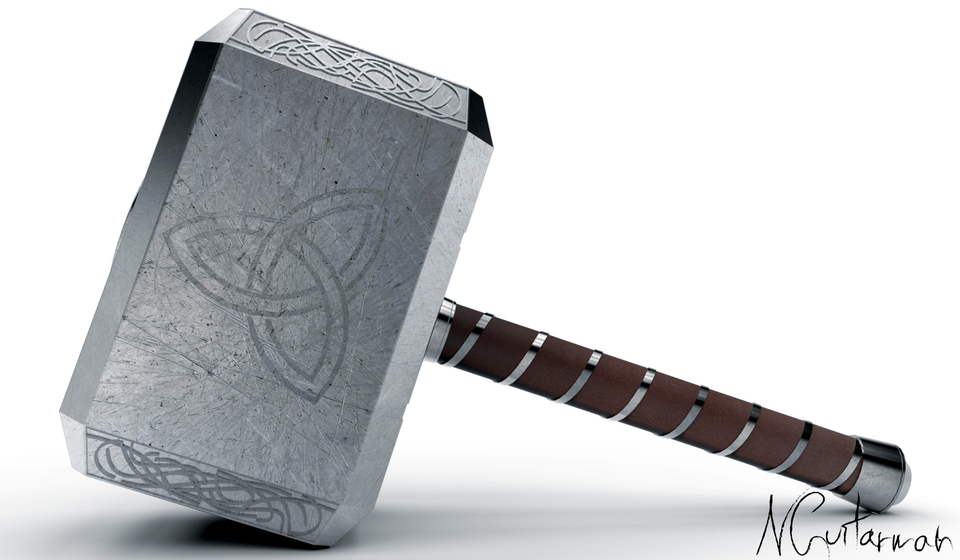 thors hammer original