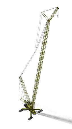 Crane Liebherr LG 1750