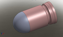 bullet (round nose)
