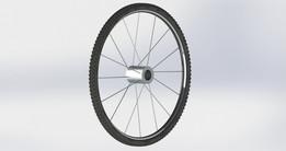"20"" Bicycle Wheel"
