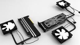 AMD Radeon HD 7970 and 7990 Pandora idea