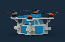 Generative Quadcopter