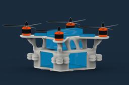 Generative Quadcopter
