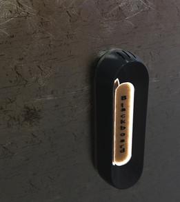Door reader