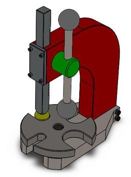 Arbor press - Recent models | 3D CAD Model Collection
