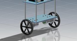 Selfbalancing robot