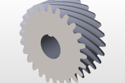 Helical Skew Gear
