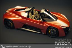 500G Razor (Street + Track)
