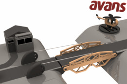 Brio bridge / Drawbridge - Small assembly