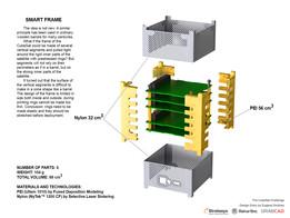 CubeSat Smart Frame