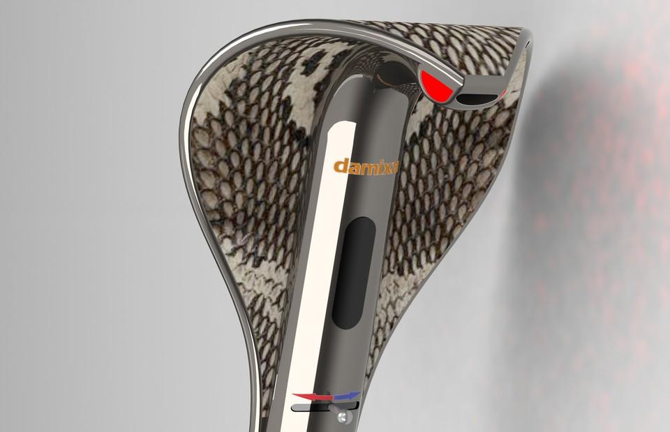 cobra damixa | 3D CAD Model Library | GrabCAD