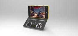 Nokia Lumia 820 GamePad Flip Case