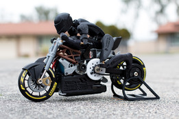 2016 Ducati Draxter Concept Drag Bike 3d Printed RC