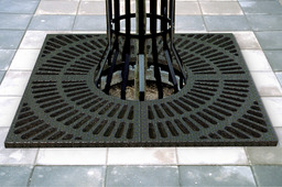 Tree grille cast iron