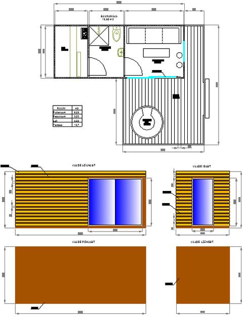 Sauna Details In 2019: 3D CAD Model Library