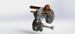 Gearbox & Spool