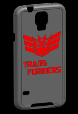 Transformers Decpticon phone case for Galaxy S5