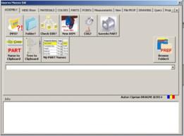 SW scripting tools