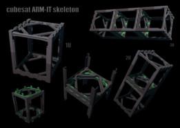 cubesat ARM-IT