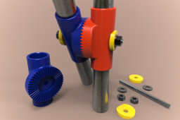 Electrical Metallic Tubing (EMT) Conduit Connector