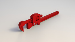 PIPE WRENCH / CHAVE DE GRIFO