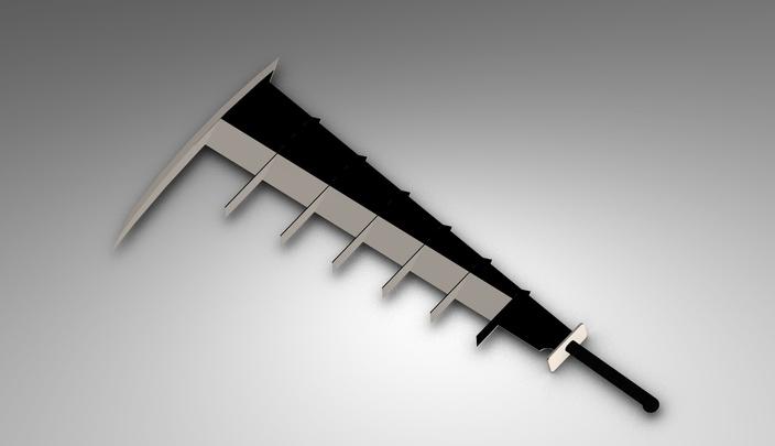 Zabimaru Sword Zabimaru 1 1Zabimaru Sword