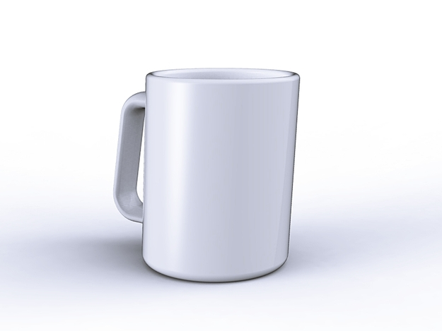 3 Degrees Mug