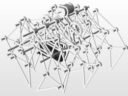 3D Printable Strandbeest
