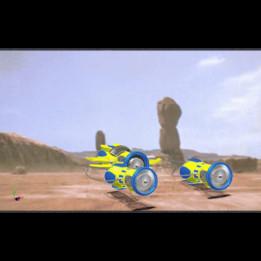 POD RACER OF FERJO BAMAD
