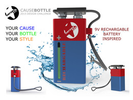 The Cause Bottle - Model E