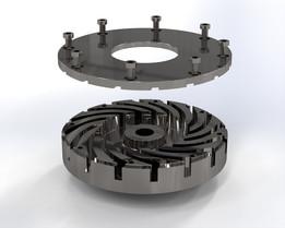 Atomizer Wheel