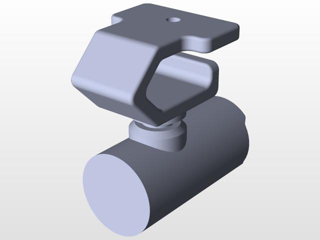 Microsoft LifeCam Studio overall model | 3D CAD Model