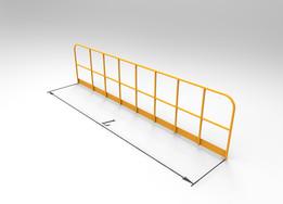 railing - Recent models | 3D CAD Model Collection | GrabCAD