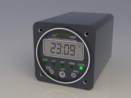 EI Multifunction Clock