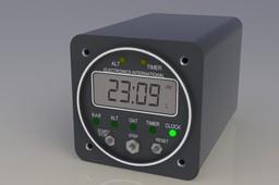 EI Multifunction Clock