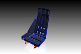 BOMBER SEAT FOR HOTROD
