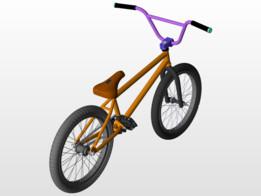 Bmx Recent Models Grabcad Cad Library