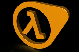 Half Life Game Logo