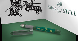 Faber-Castell pen/SUPER TECH POINT 1420/1.0mm Medium