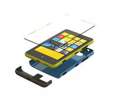 Waterproof Lumia Case